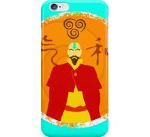 Air Master Tenzin iPhone Case/Skin