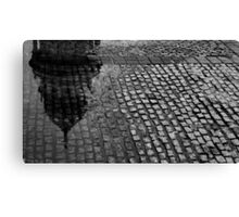 French Cathedral...Berlin Canvas Print