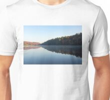 Misty Autumn Mirror - Unisex T-Shirt