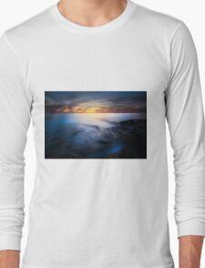 Blue Mists Long Sleeve T-Shirt