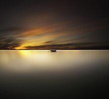 Milky Sunset by Matthew Reilly