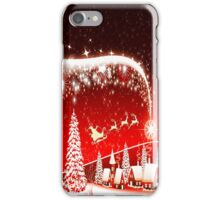 Santa Christmas iPhone Case/Skin