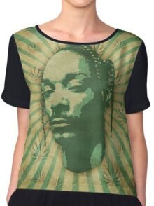 The Dogg Chiffon Top