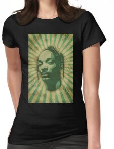 The Dogg Womens Fitted T-Shirt