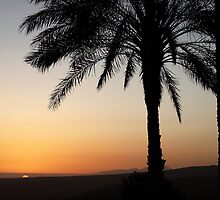Gran Canaria Sunset by Ludwig Wagner