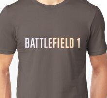 Battlefield 1 Logo | T-Shirts and Stickers Unisex T-Shirt