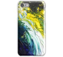 Yellow blues iPhone Case/Skin