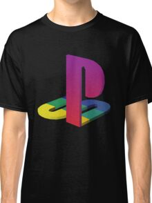 PlayStation Aesthetic Logo Classic T-Shirt