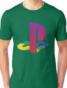 PlayStation Aesthetic Logo Unisex T-Shirt