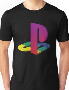 PlayStation Aesthetic Logo Unisex T-Shirt