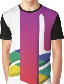 PlayStation Aesthetic Logo Graphic T-Shirt