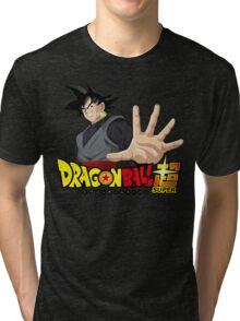 Goku Black Dragonball Super Tri-blend T-Shirt