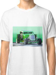 Starv'n Marv'n Hot Rod Pickup Classic T-Shirt