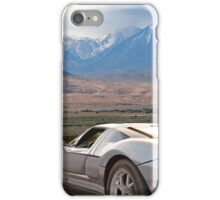 2006 Ford GT 'Mountain Quest' iPhone Case/Skin