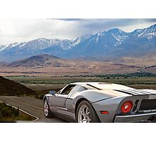 2006 Ford GT 'Mountain Quest' Photographic Print