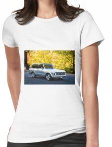 1971 Chevrolet Tahoe Blazer Womens Fitted T-Shirt