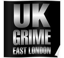 UK grime (metal) Poster