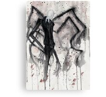 Slenderman II Canvas Print