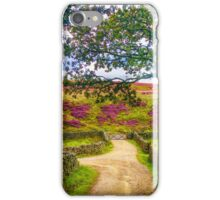 Summer in Yorkshire iPhone Case/Skin