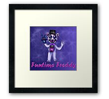 Sister Location: Funtime Freddy Framed Print