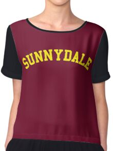 Sunnydale High School - Buffy Chiffon Top