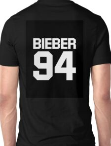Bieber 94 - Justin Bieber Unisex T-Shirt