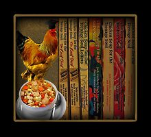 CHICKEN SOUP ITS GOOD FOR THE SOUL - PILLOW & OR TOTE BAG by ✿✿ Bonita ✿✿ ђєℓℓσ