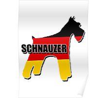 Schnauzer (German) Poster