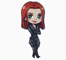 Black Widow by lilfayt