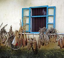 Farmer's Window by DarthIndy