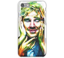 Benedict Cumberbatch (Jaguar Photoshoot) iPhone Case/Skin