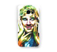 Benedict Cumberbatch (Jaguar Photoshoot) Samsung Galaxy Case/Skin