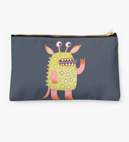 Monster Rufus Studio Pouch