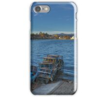 Plockton, Scotland iPhone Case/Skin