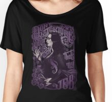 Don't torture yourself Women's Relaxed Fit T-Shirt