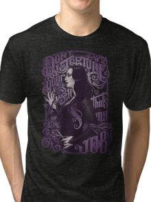 Don't torture yourself Tri-blend T-Shirt