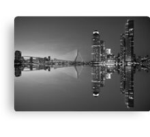 Rotterdam The Netherlands Canvas Print