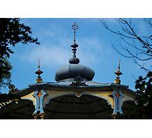 Ornamental Gazebo - Travel Photography Photographic Print