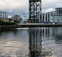Finnieston Crane Glasgow Clydeside by jacqi
