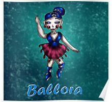 Sister Location: Ballora Poster