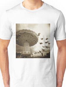 Theme Park Chair Ride Unisex T-Shirt