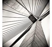 GRAPHIC BRIDGE Photographic Print