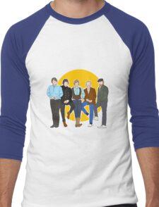 The Beach Boys // Pet Sounds Men's Baseball ¾ T-Shirt