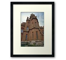 Tower of Knowledge Framed Print