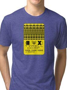 Blade Runner Tyrell Sebastian badge Tri-blend T-Shirt