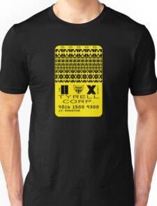 Blade Runner Tyrell Sebastian badge Unisex T-Shirt