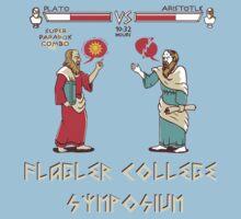 Flagler College Symposium Kids Tee