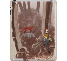 Cel Hunt iPad Case/Skin