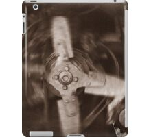""" Old Land Rover ... Engine/Fan "" iPad Case/Skin"