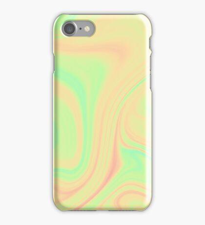 Pastel marble iPhone Case/Skin